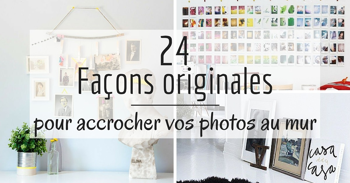 accrocher photos cadres posters ou de l 39 art vos murs. Black Bedroom Furniture Sets. Home Design Ideas