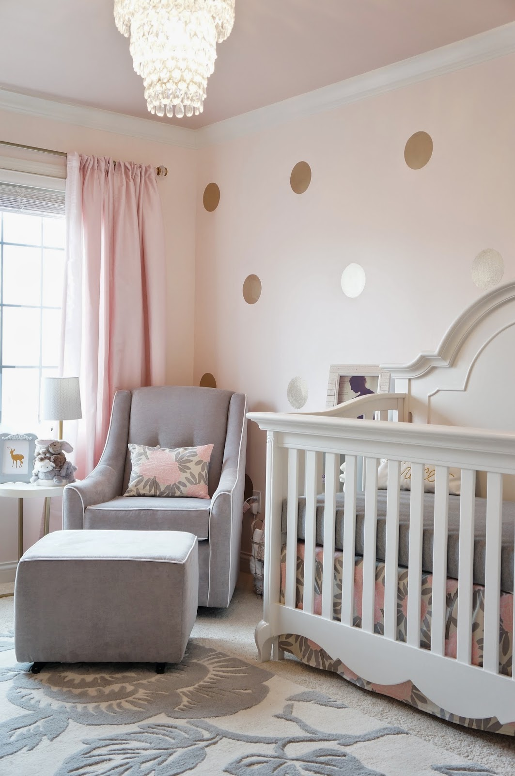Deco chambre bebe fille pastel for Decoration chambre fille