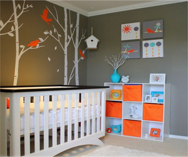 D co chambre gar on b b for Chambre enfant deco