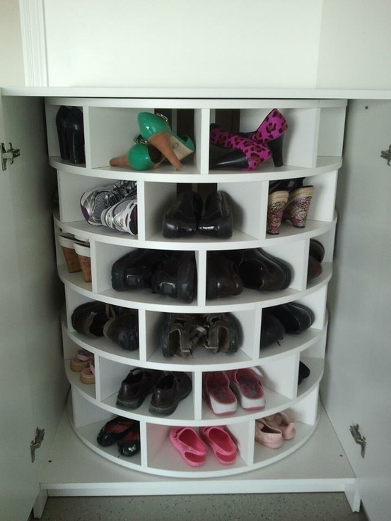 tour de rangement pour chaussures. Black Bedroom Furniture Sets. Home Design Ideas