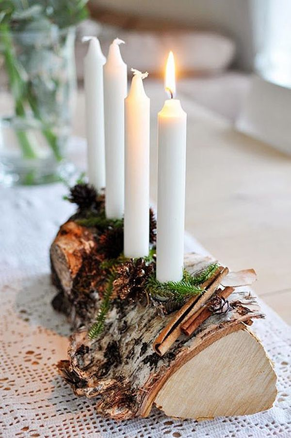 Diy no l 49 bricolages de no l faire soi m me faciles - Image decoration de noel ...