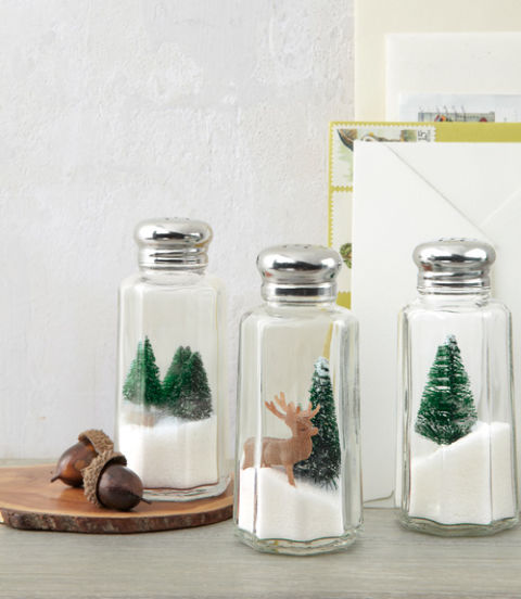 Diy no l 49 bricolages de no l faire soi m me faciles - Decorations de noel a faire soi meme ...