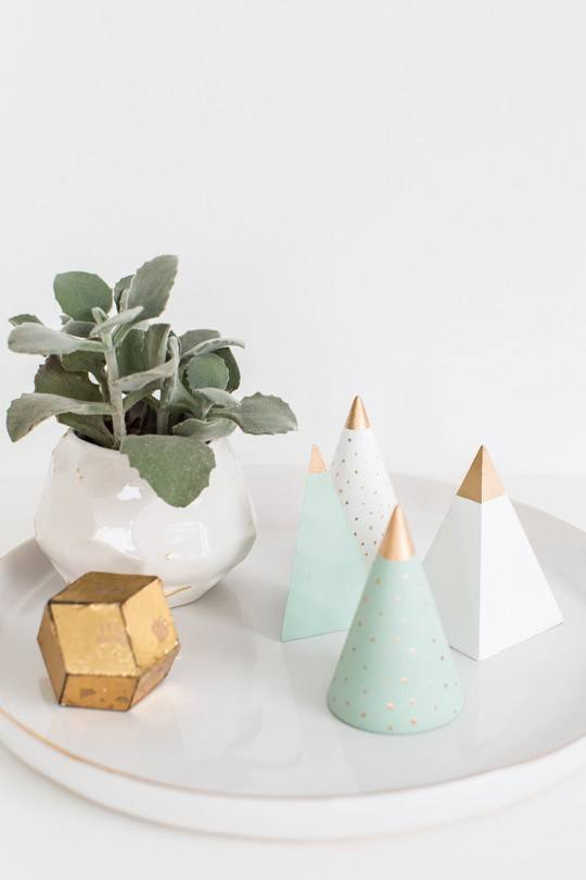Diy no l 49 bricolages de no l faire soi m me faciles for Deco sapin de noel