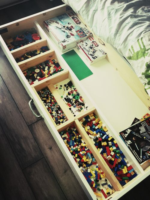 rangement lego le guide ultime 50 id es et astuces. Black Bedroom Furniture Sets. Home Design Ideas