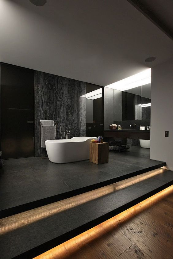 les 28 plus belles salles de bains au monde. Black Bedroom Furniture Sets. Home Design Ideas