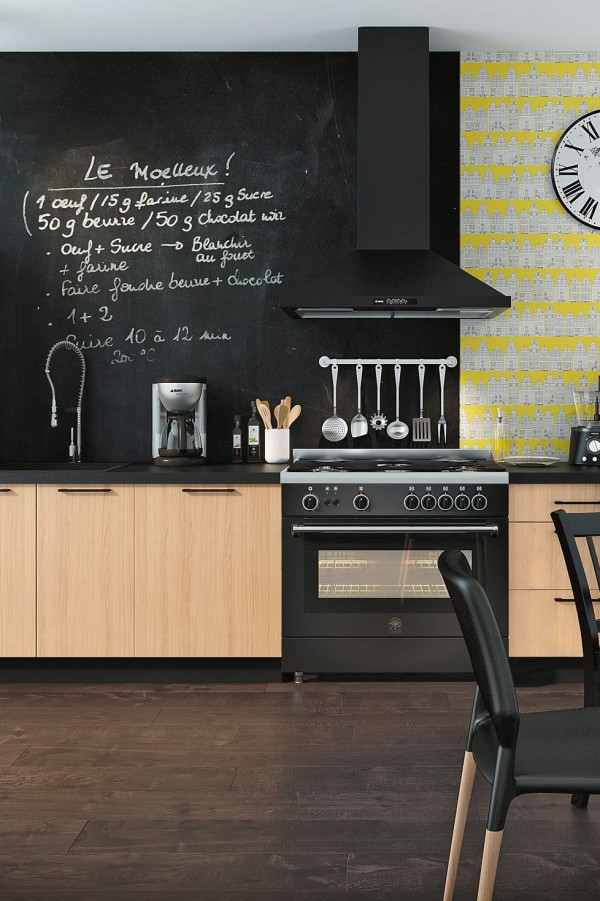 cuisine style bistrot chic ny04 jornalagora. Black Bedroom Furniture Sets. Home Design Ideas