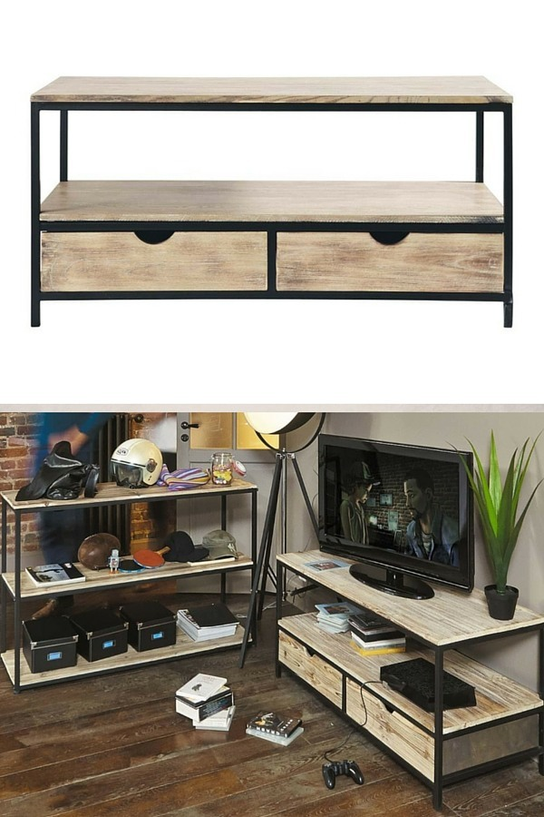 meuble tv pas chers conceptions de maison. Black Bedroom Furniture Sets. Home Design Ideas