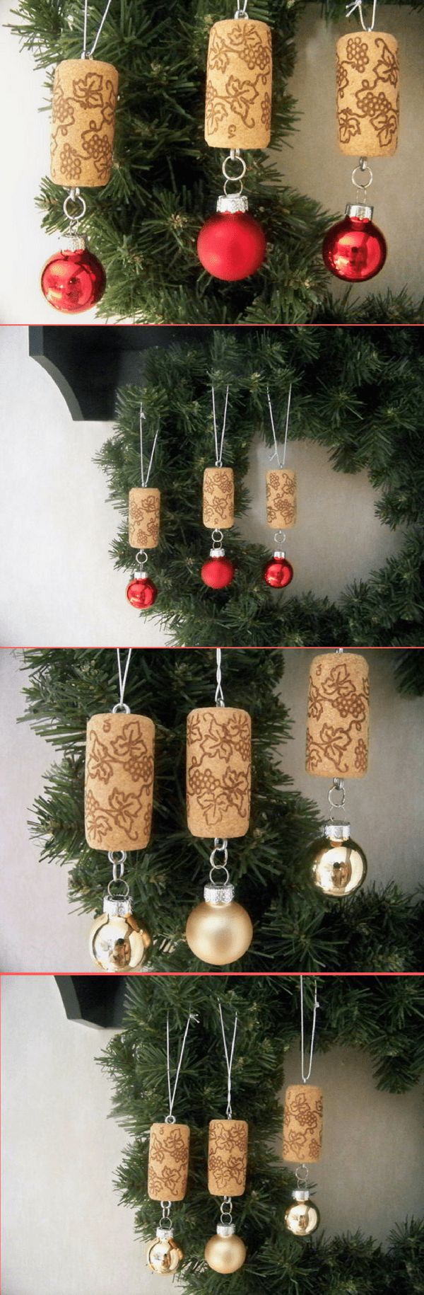 Top500 d co de no l fabriquer et faire soi m me m ga guide - Decoration de noel a faire ...