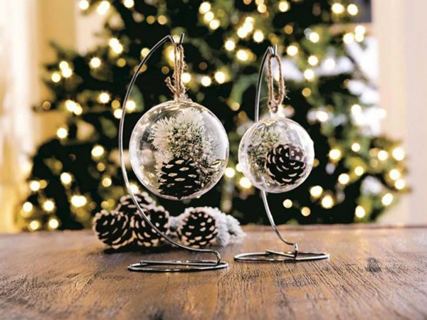 Top500 d co de no l fabriquer et faire soi m me for Idee decoration fenetre pour noel