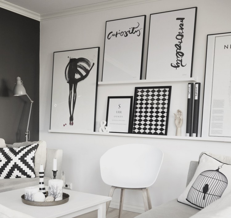 5 astuces d co pas cher piquer aux scandinaves. Black Bedroom Furniture Sets. Home Design Ideas