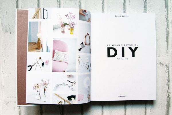 Idée cadeau déco : le grand livre du do it yourself