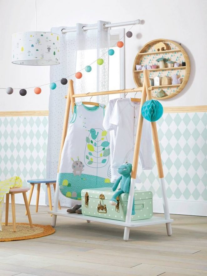 Rangement Chambre Bebe 18 Idees Astuces Homelisty
