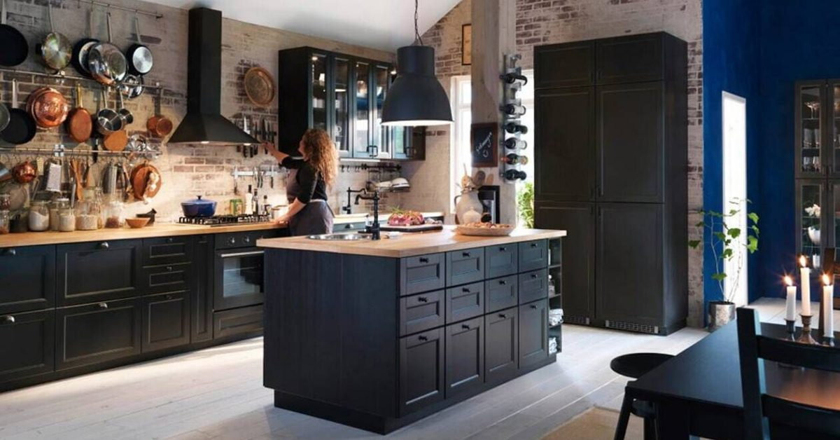 Cuisine Moderne 32 Idees Conseils Inspirations